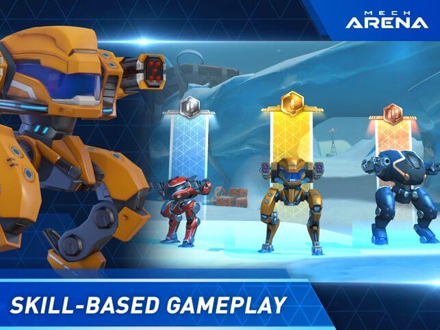 Mech Arena Robot Showdown Modded