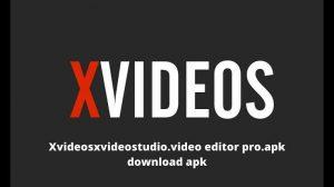 Xvideosxvideostudio.video editor pro.apk
