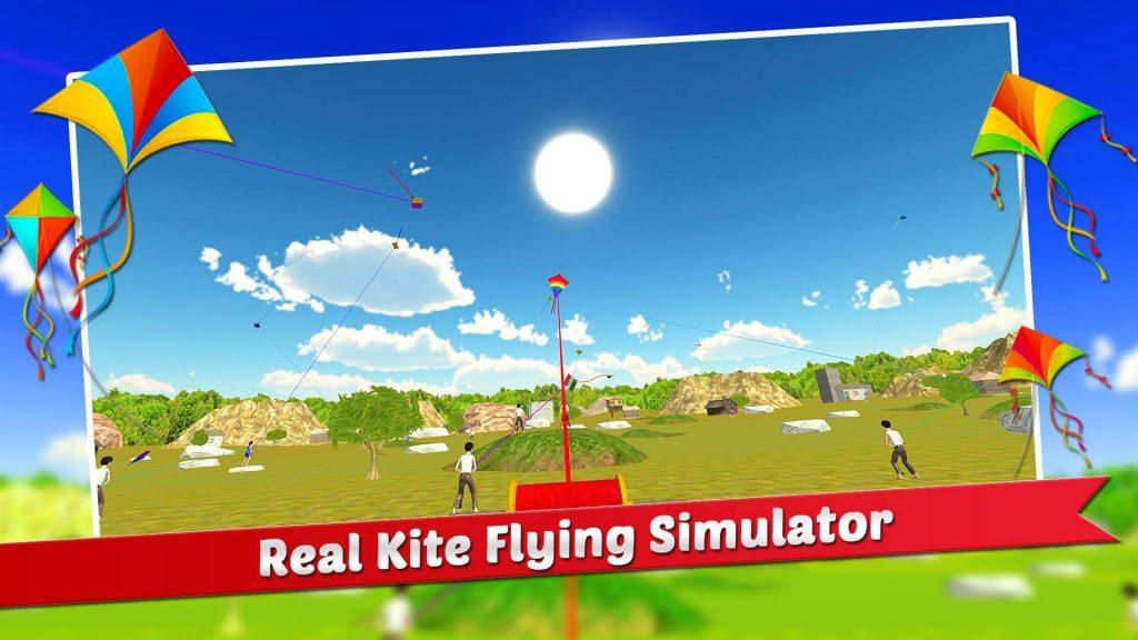 Kite Fly Mod Apk simulator