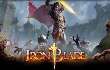 iron blade mod apk