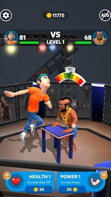 power slap king game
