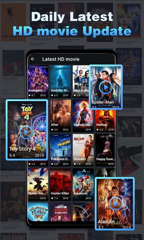 watch all movies in vidmix