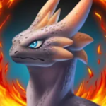 DragonFly: Idle games - Merge Dragons & Shooting v2.3 Apk Mod (Infinite Money)