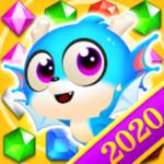 Jewel Blast Dragon - Match 3 Puzzle v1.16.12 Apk Mod (Infinite Money)