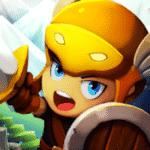 Kinda Heroes: The cutest RPG ever! v1.33 Apk Mod (Free Skill Upgrade)
