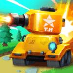 Tank Hero - Fun and addicting game v1.5.7 Apk Mod (God Mod)