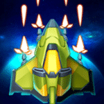 Wind Wings: Space Shooter - Galaxy Attack v1.1.9 Apk Mod (Infinite Money)