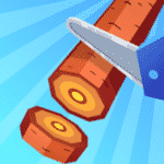 Wood Cutter v1.1 Apk Mod (Infinite Money)