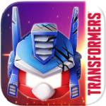 Angry Birds Transformers v2.4.3 Apk Mod (Infinite Money)