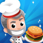 Idle Restaurant Tycoon - Empire Cooking Simulator v0.0.9 Apk Mod (Infinite Money)
