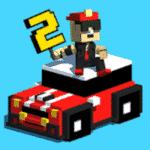Smashy Road: Wanted 2 v1.0 Apk Mod (Infinite Money)