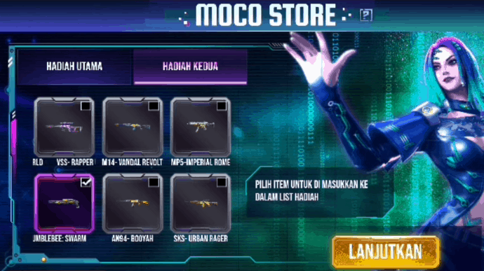 How to enter the Moco Store FF Latest Hidden Event 2020