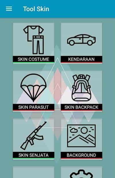 skin tool skin