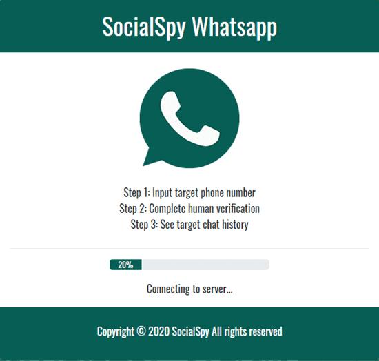 tap whatsapp