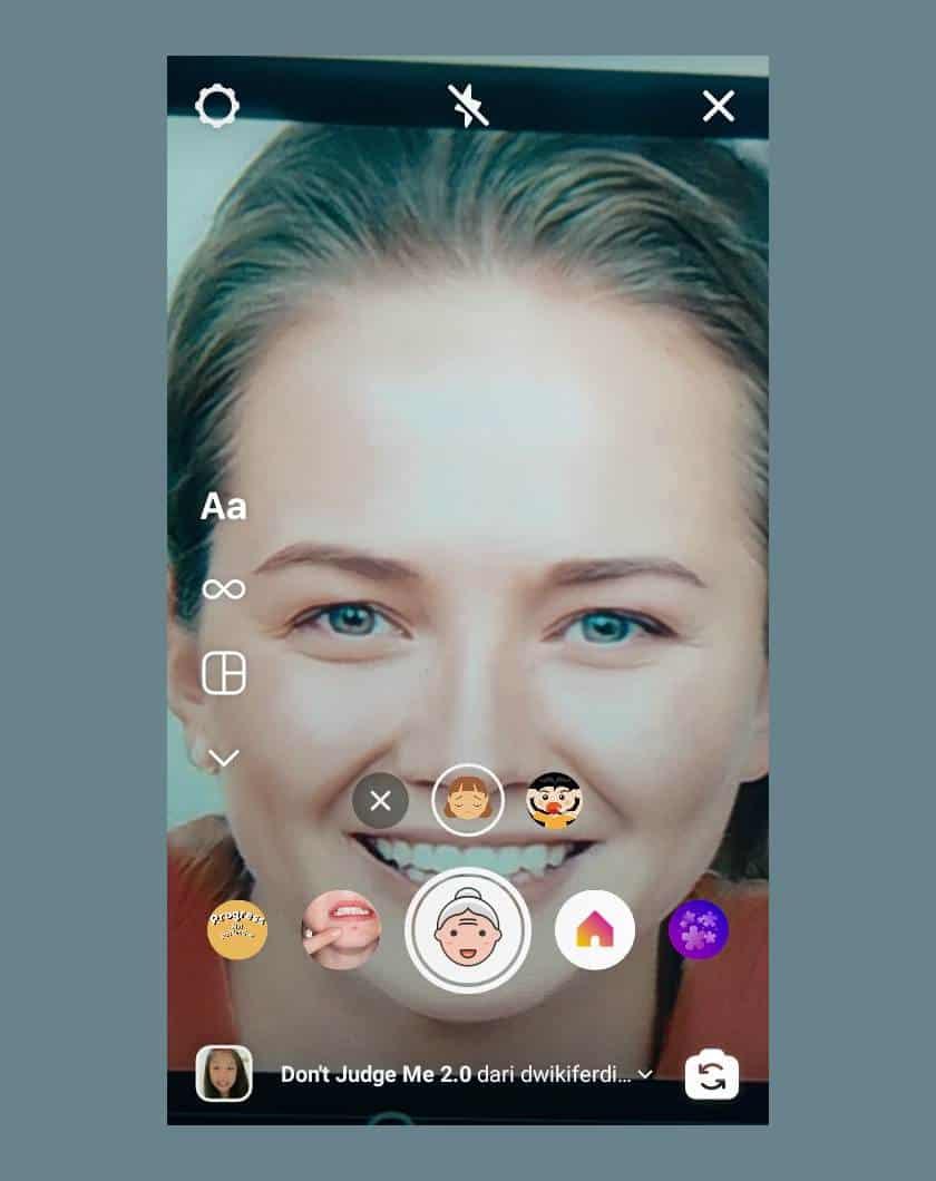 Instagram Granny Filters