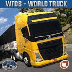 World Truck Driving Simulator v1.189 Apk Mod (Infinite Money / Infinite XP / Unlocked)