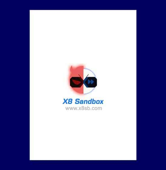 download x8 sandbox