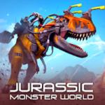Jurassic Monster World: Dinosaur War 3D FPS v0.12.0 Apk Mod (Infinite Ammo)
