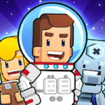 Rocket Star - Idle Space Factory Tycoon v1.47.1 Apk Mod (Infinite Money)