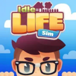 Idle Life Sim - Simulator Game v1.3.3 Apk Mod (Infinite Money)