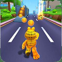 Garfield Rush Apk Mod Infinite Gems